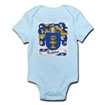 Fontaine Family Crest Infant Creeper