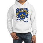 Forest Family Crest Hooded Sweatshirt