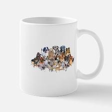 Dog Pile Mug