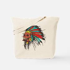 War Chief Tote Bag