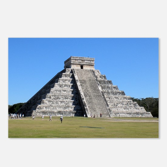 Chichen Itza Postcards (Package of 8)