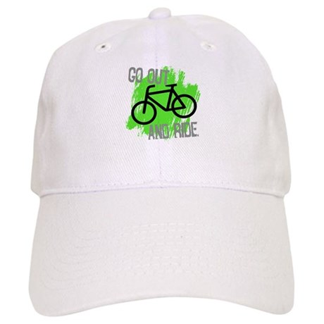 Go Out and Ride Cap