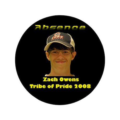 """Zach Owens 3.5"""" Button"""