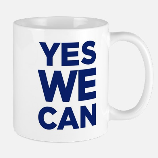 Cute Yes we can Mug