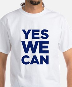 Cute Obama yes we can Shirt