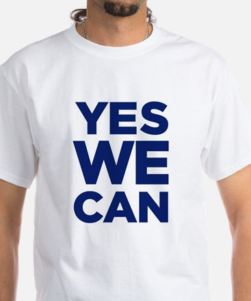 Cute Yes we can Shirt