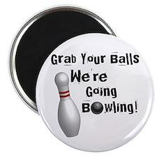 Grab your balls Magnet