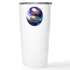 Ham Radio (earth) Travel Mug