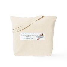 Marco Pena CDH Awareness Ribbon Tote Bag