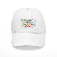 Bob's 4th Birthday Baseball Cap