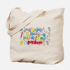 Mike's 5th Birthday Tote Bag