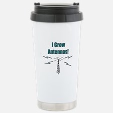 I Grow Antennas Travel Mug