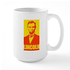 Lincoln Poster Mug