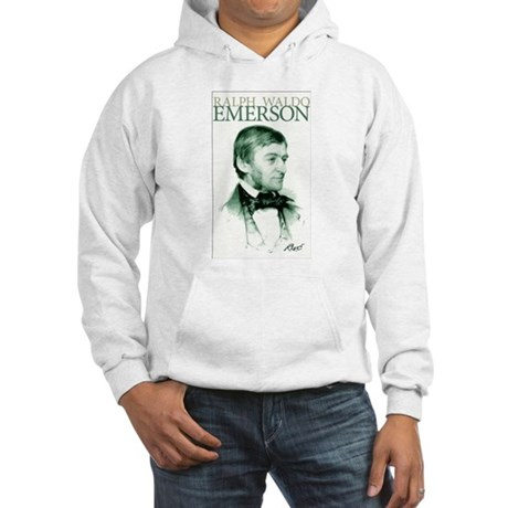 Ralph Waldo Emerson Hooded Sweatshirt