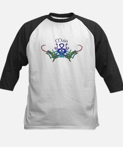 Maia's Celtic Dragons Name Tee