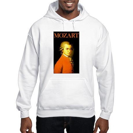 Mozart Hooded Sweatshirt