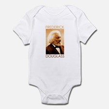 Frederick Douglass Infant Bodysuit