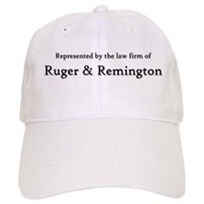 Law Firm of RUGER and REMINGTON Baseball Cap