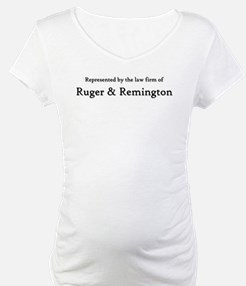 Law Firm of RUGER and REMINGTON Shirt