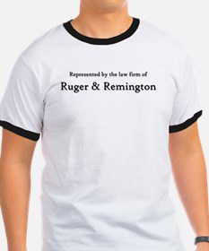 Law Firm of RUGER and REMINGTON T