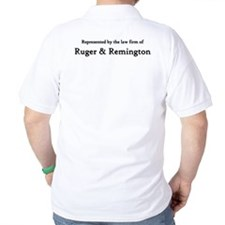 Law Firm of RUGER and REMINGTON T-Shirt