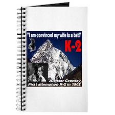 K-2 Memorial Journal