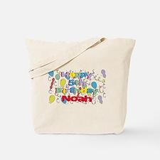 Noah's 5th Birthday Tote Bag