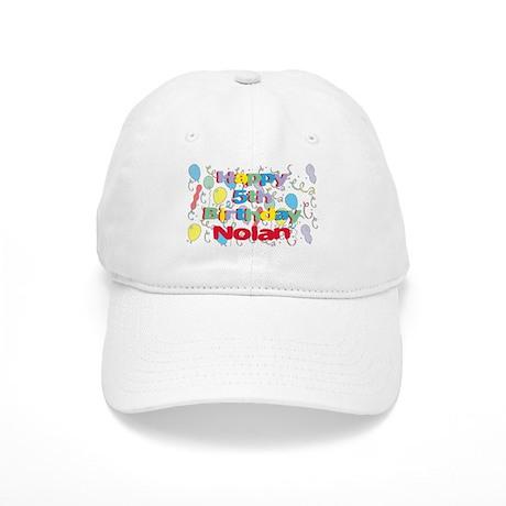 Nolan's 5th Birthday Cap