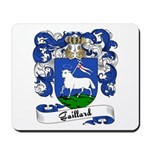 Gaillard Family Crest Mousepad
