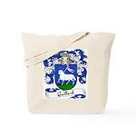 Gaillard Family Crest Tote Bag