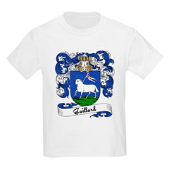 Gaillard Family Crest Kids T-Shirt
