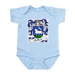 Gaillard Family Crest Infant Creeper
