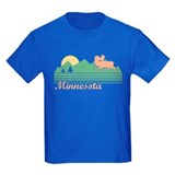 Minnesota Kids T-shirts (Dark)