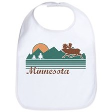 Minnesota Moose Bib
