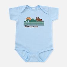 Minnesota Moose Infant Bodysuit