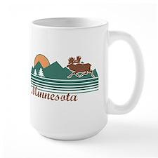 Minnesota Moose Mug
