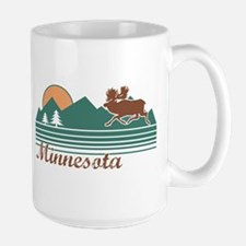 Minnesota Moose Mug