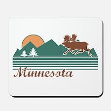 Minnesota Moose Mousepad