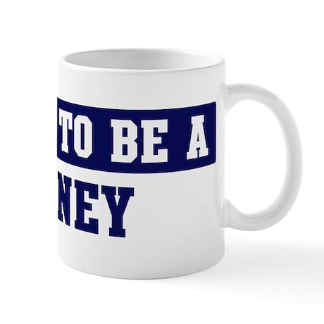 Proud to be Haney Mug