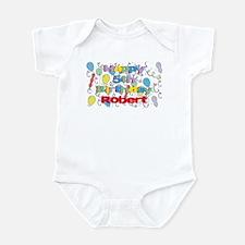 Robert's 5th Birthday Infant Bodysuit