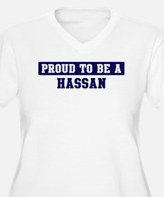 Proud to be Hassan T-Shirt