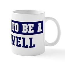 Proud to be Harwell Mug