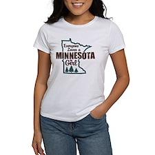 Minnesota Girl Tee