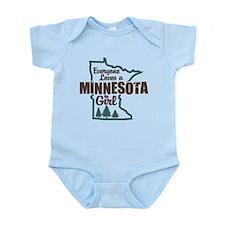 Minnesota Girl Infant Bodysuit