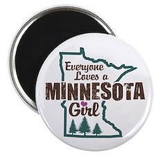 Minnesota Girl Magnet