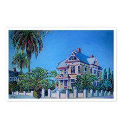 San Diego Victorian Postcards (Package of 8)