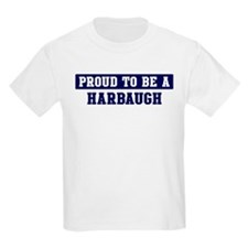 Proud to be Harbaugh T-Shirt