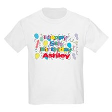 Ashley's 5th Birthday T-Shirt