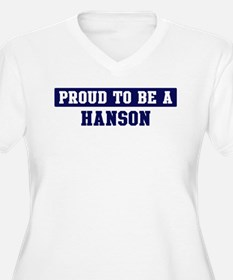 Proud to be Hanson T-Shirt