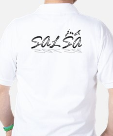 Just Salsa T-Shirt in white